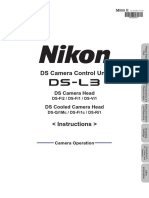 DS-L3 Camera Operation Manual