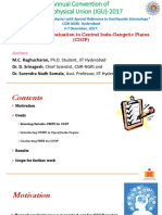 IGU Conference_M.C. Raghucharan
