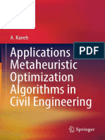 A. Kaveh (Auth.) - Applications of Metaheuristic Optimization Algorithms in Civil Engineering-Springer International Publishing (2017)