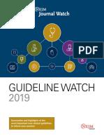 JW Guideline Watch 2019