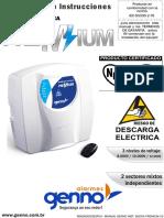 Manual Electrificador Genno Premium