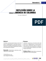 Dialnet-BreveReflexionSobreLaIndependenciaDeColombia-3627219