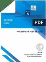 INFORME FINAL  619-17 HOSPITAL SAN JUAN DE DIOS AUDITORÍA A SISTEMAS DE TURNOS Y HORAS EXTRAORDINARIAS-NOVIEMBRE 2017 (2).pdf