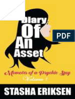 Stasha Eriksen - Diary of an Asset - Memoirs of a Psychic Spy (Volume 1) (2016) PDF