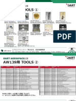 Aw139 tools