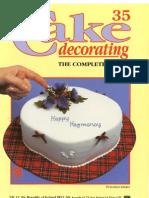 Cake Decorating Book 35