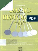 Razão História - Livro