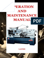 Manual Lathe