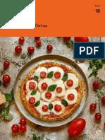 8 Pizza Ta Na Mesa