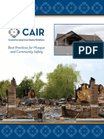 CAIR Mosque Safety Best Practices