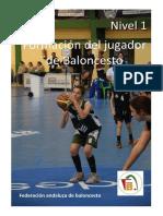 2.- Formación Del Jugador de Baloncesto