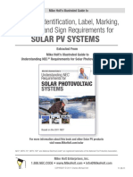 SOLAR PV SYSTEMS BASED ON NEC CODE