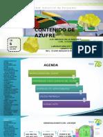ContenidodeAzufre_GrupoI3_2018