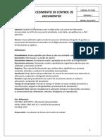 Procedimiento Informacion Doc