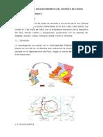 Diagnostico Socioeconomico Del Distrito de Ituata
