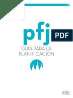 PLANIFICADOR FSY 2019
