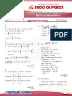 Examen UNI 2011 II - Matematica (Solucionario)