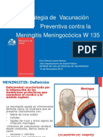 Plan Meningitis w 135