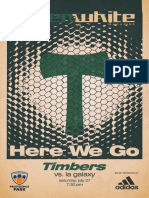 Portland Timbers vs. LA Galaxy | Green & White Magazine | July 27, 2019