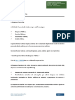 CPJUR Carreiras Jurídicas Semestral DFinanceiro e Econômico Aula02 CBartine 3103017 VGorete