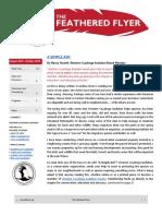 Western Cuyahoga Audubon Newsletter Vol.17 Issue 3 August 2019-Digital Edition