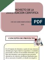 Diapositivas Proyecto de Investigacion2016