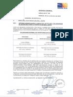 Calendario Aperturas Mall ZOFRI 2019 Etapa VII