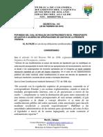 Decreto 015 Traslado