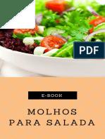 Curso de Molhos e Saladas