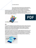 5 Dispositivos Móviles y Su Sistema Operativo