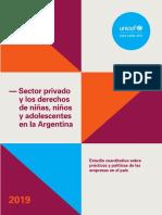 Las empresas argentinas en la promoción de los derechos de niños, niñas y adolescentes
