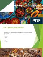 Regiones Gastronómicas de México