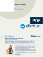 Lawyers advice on employment contracts