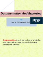 Documentationandreporting