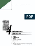 Bab4-Unsur Unsur Komunikasi