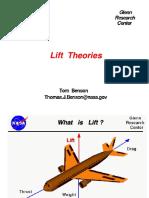 Lift Theories