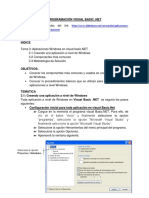 Programación Visual Basic .Net