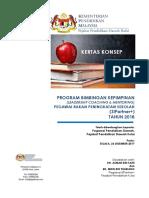 Kertas Konsep Program LCM SIP+ PPD Kulai 2018