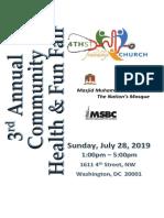 Community Health and Fun Fair 2019 program guide.pdf
