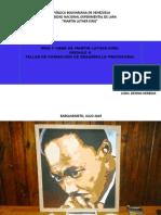 Presentacion Para Ponencia Sobre Vida y Obra Martin Luther King Dennis Heredia 20-07-19