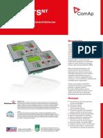 Controlador Transferencias Automaticas InteliATS Esp