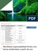 Competencia Ambiental 2018