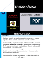 TERMODINAMICA 2019-1-3Gases Ideales y Reales (1)