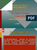ley de la termidinamica
