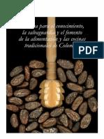 1. BBCTC, Tomo 17. Política Para El Conocimiento, La Salvaguardia y El Fomento de La Alimentación y Las Cocinas Tradicionales