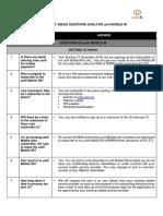 FAQ Unifi Mobile 99