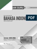 PG Bahasa Indonesia XIa (Perangkat)