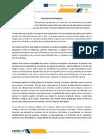 Programa Lucha Contra La Corrupcion y DDHH