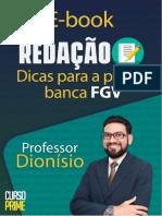 E-book Redação TJCE