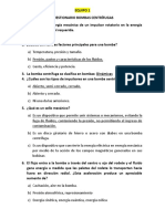 Preguntas PROCESOS DE BOMBEO DE FLUIDOS